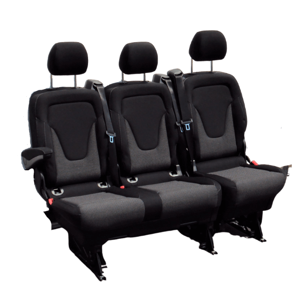 Original seats for commercial vehicles