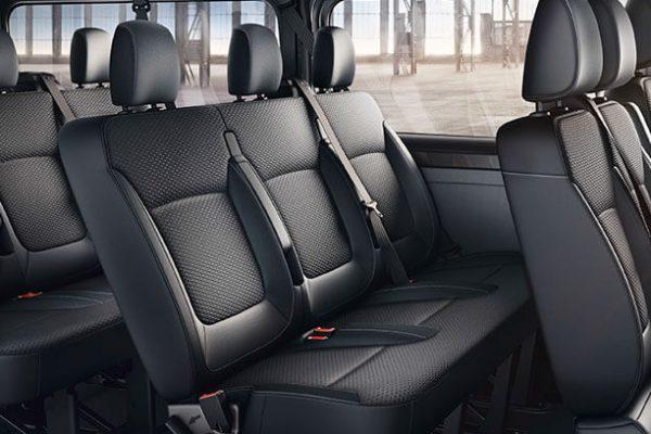 Original seat Opel Vivaro Combi